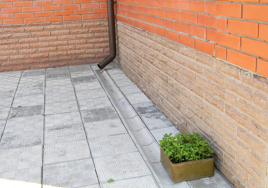 concrete drainage for residentials